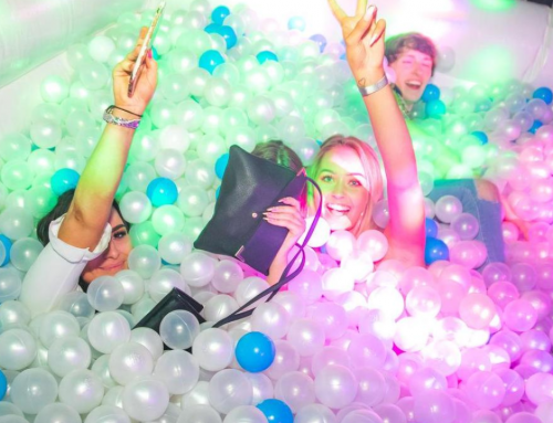 Picking That Perfect Ball Pit