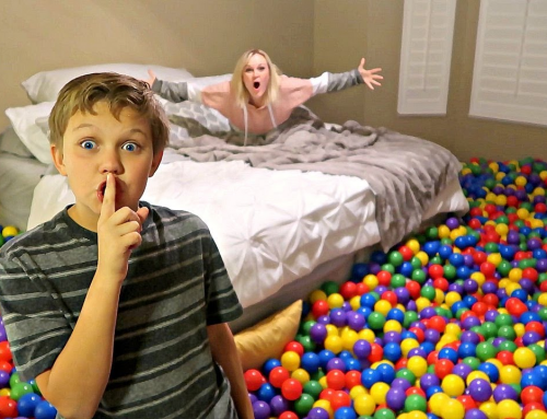 The Funniest Ball Pit Pranks!