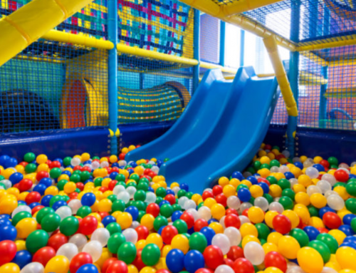 A History Of The Ball Pit!